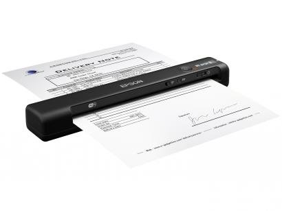 Scanner Portátil Epson WorkForce ES-60W - Wireless 1200dpi
