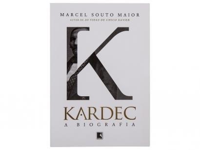 Livro Kardec A Biografia - Marcel Souto Maior