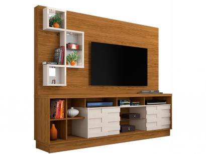 "Estante Home para TV 65"" 2 Portas Madetec - Heitor"