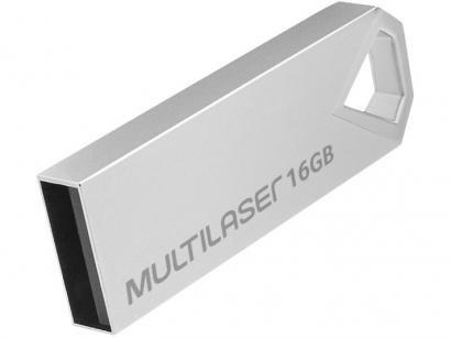 Pen Drive 16GB Multilaser PD850  - USB 2.0