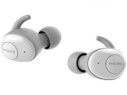 Fone de Ouvido Bluetooth Philips Upbeat  - SHB2505WT/00 Intra-auricular com Microfone Branco