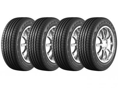 """Pneu Aro 14"""" Goodyear 185/65R14 86H - Direction Sport 4 Unidades"""