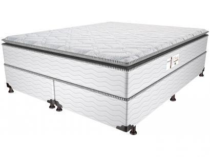 Cama Box Queen Size (Box + Colchão) - ProDormir Colchões Molas Ensacadas/Pocket 28cm