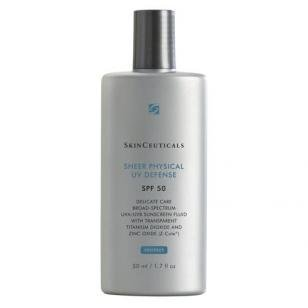 Sheer Physical Uv Defense SPF 50 Skinceuticals - Protetor Solar - 50ml - Skinceuticals