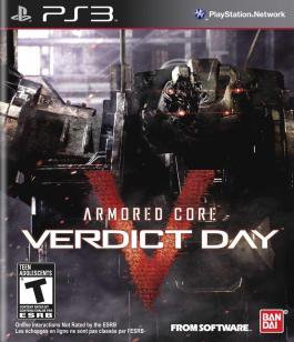 JOGO PS3 ARMORED CORE: VERDICT DAY IMP - Bandai Namco