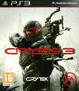 JOGO PS3 CRYSIS 3 - E.A
