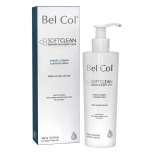 Sabonete Líquido para Peles Oleosas Softclean - 250ml - Bel Col