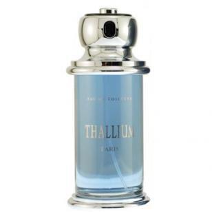 Thallium Paris Bleu - Perfume Masculino - Eau de Toilette - 100ml - Paris Bleu