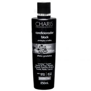 Charis Evolution Black Definition - Condicionador - 250ml - Charis