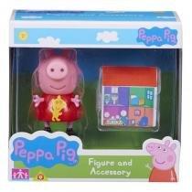 4199 peppa pig peppa com casinha - Dtc