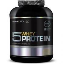 5 Whey Protein - 2Kg - Probiótica - Baunilha -