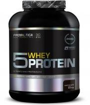 5 Whey Protein 2kg - Probiótica - Chocolate -
