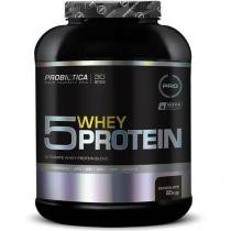 5 Whey Protein - 2Kg - Probiótica - Chocolate -