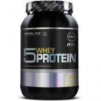 5 Whey Protein - 900g - Probiótica - Baunilha - Probiótica