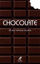 50 Das Melhores Receitas - Chocolate - Manole - 1