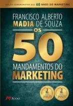 50 Mandamentos Do Marketing, Os - M.Books - 1