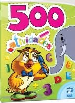 500 atividades - Blu