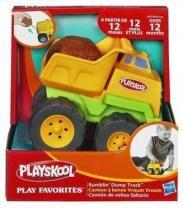50200 playskool playskool  carrinhos que vibram - construção - Playskool