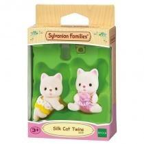 5082 sylvanian families gêmeos gato de seda - Epoch