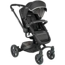 5107xp - carrinho de bebê kiddo spin 360 xadrez preto -