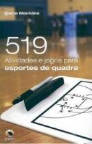 519 Atividades E Jogos Para Esportes De Quadra - Sprint - 1