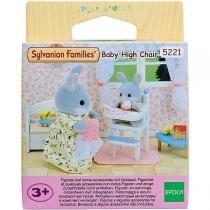 5221 sylvanian families cadeirão do bebê - Epoch