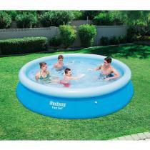 57273 bestway piscina inflável fast set 5.377l - Bestway