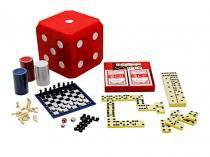 6 Jogos de Tabuleiro - Incasa NM00012
