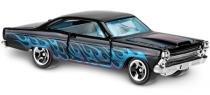 66 Ford 427 Fairlane - Carrinho - Hot Wheels - HW FLAMES -