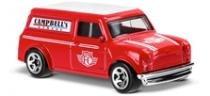 67 Austin Mini Van - Carrinho - Hot Wheels - 2015 - HW CITY WORKS -