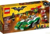 70903 lego batman movie riddle, carro de corrida do charada - Lego