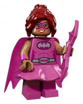 71017 lego batman movie minifigures pink power batgirl - Lego