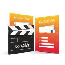 8 Convites Influencer Digital Decoração Festas - Cromus