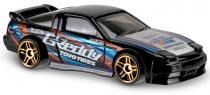96 Nissan 180SX Type X - Carrinho - Hot Wheels - 2015 - HW SPEED GRAPHICS -