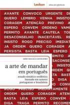 A Arte de Mandar em Portugues - Lexikon