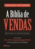 A Biblia de Vendas - M.books