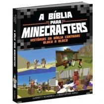 A Biblia para Minecrafters - Bv films editora