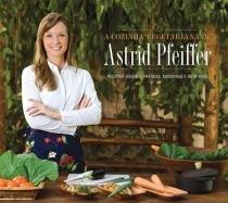A cozinha vegetariana da Astrid Pfeiffer - Aleph