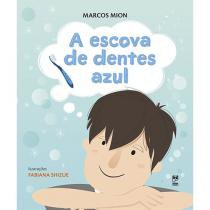 A Escova de Dentes Azul - Panda books  -