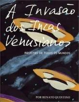 A invasao dos incas venusianos - Queen books