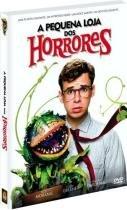 A Pequena Loja dos Horrores - Vinyx (dvd)