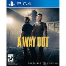 A way out ptbr ea ps4 - Electronic arts