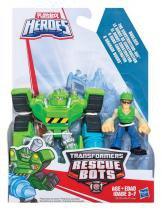 A0672 transformers rescue bots boulder e graham - Hasbro