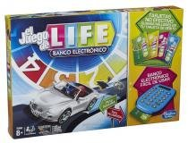 A6769 hasbro gaming jogos  the game of life cartão eletr. - Hasbro gaming