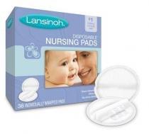 Absorventes Stay Dry com 36 unidades -  LANSINOH -
