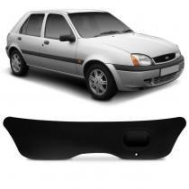 Acabamento Interno Para Tampa Traseira Ford Fiesta Hatch 1996 a 2001 Street 2001 a 2007 Preto - Auto quality