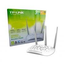 Access Point Wireless N 300Mbps TL-WA901ND TP-Link - TP Link