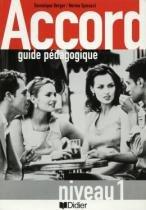 Accord 1 - guide pedagogique - 9782278048076 - Didier/ hatier