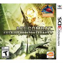 Ace combat assault horizon legacy - 3ds - Nintendo