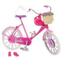 Acessório Barbie Real - Bicicleta - Mattel -